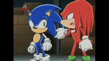 Sonic X episode 23 Emerald Anniversary