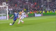 Ювентус 1 - 0 Монако ( шампионска лига ) ( 14/04/2015 )