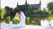 Кадри от Двореца в Равадиново в сватбен ден. Видеооператор Красимир Ламбов