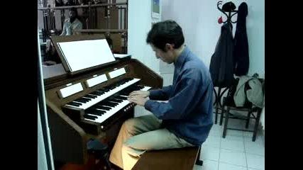 Вивалди - Largo e spiccato (мое изпълнение от концерт в Ст. Загора)
