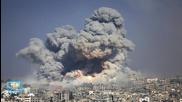 'War Crimes By Both Sides' in Gaza