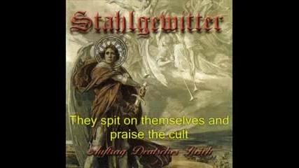 Stahlgewitter - Tatervolk City(english subtitles)