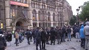 UK: Black Lives Matter march draws thousands in Manchester