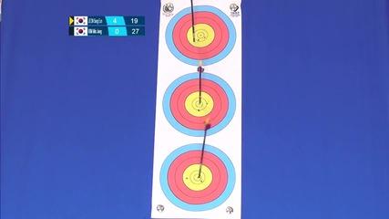 Стрелба с лък - 2014 Indoor Archery World Cup Final