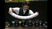 Изумителни бармани правят трикчета