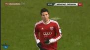 10.02. Илиян Мицански с дебютен гол за Инголщад срещу Падерборн