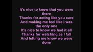 Avril Lavigne - My Happy Ending (karaoke)