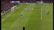 Манчестер Юнайтед 3 - 0 Челси (бербатов Гол)