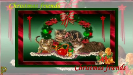 Коледни приятели ...