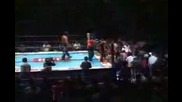 NJPW Great Muta vs. Jushin Thunder Liger - 12.10.1996