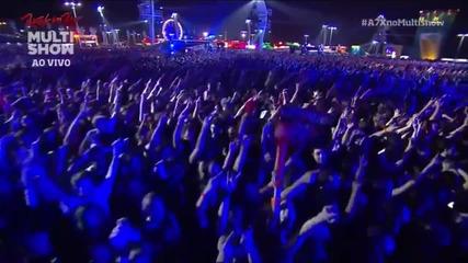 Avenged Sevenfold - Nightmare - Live in Brazil 2013