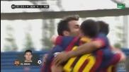 """Барса пренаписа историята със седма поредна победа в """"ла Лига"""""""
