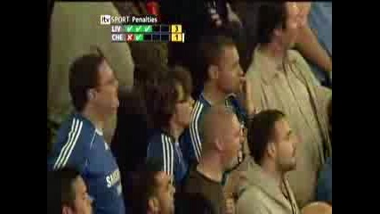 Liverpool Vs. Chelsea - Penalties  2007