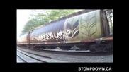 Graffiti #142 - Raxoh & Lesen - Sdk
