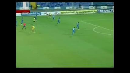 Левски София 0 - 4 Лацио