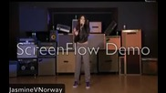Jasmine V - Jealous Live from Buzznet Sprite Fresh Sound Studio Series (9.10.10)
