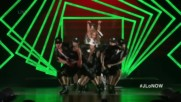 Jennifer Lopez - Pre-super Bowls Dance Medley