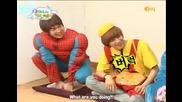 Бг Превод Shinee Hello Baby Ep1 2/5