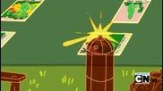 Adventure Time - Време за Приключения - Сезон 4 Епизод 14 - Card Wars