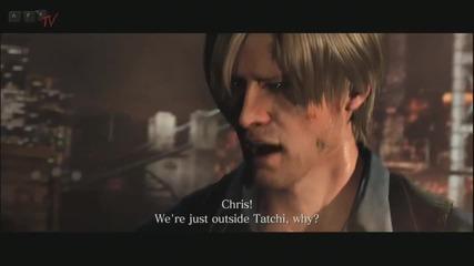 Ревю на играта Resident Evil 6 - Afk Tv Еп. 30 част 2