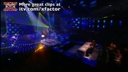 Финал: 17 Годишната Шер в дует с Will.i.am: X Factor 12.11.2010.