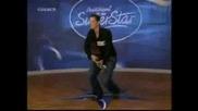 German Idol - Daniel Munoz - Страхотна Испанска Песен
