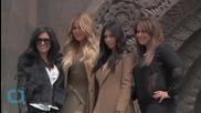 Kim Kardashian and Family Fly to Israel After Armenia Trip