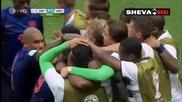 Какво мислите за гола на ван Перси срещу Испания ?