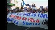 """Държавната помощ за """"Банкиа"""" отново възмути испанците"""