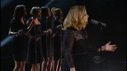 Adele - Rolling In The Deep ( Grammy 2012)
