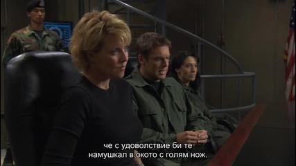 Старгейт Sg-1 / Stargate Sg-1 /сезон 10 eпизод 17