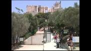 В Атина затвориха Акропола заради горещините