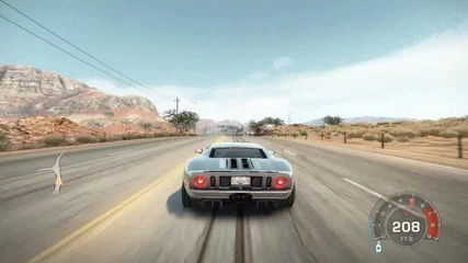 Nfs Gameplay с Ford Gt