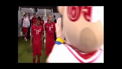 Кристиано Роналдо срещу Германия ( Евро 2012 0906.2012)