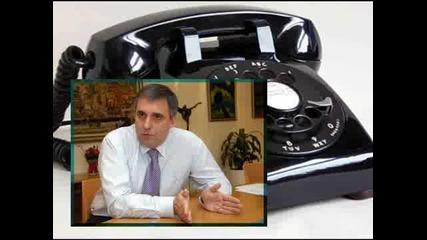 На наша зрителка от Тракия днес по телефона се обадил лично Ивайло Калфин. Той се представил учтиво