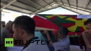 Turkey: Mourners gather to remember victims of Suruc attack