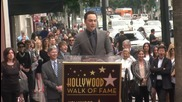 Big Bang Theory Star Jim Parsons Gets A Hollywood Star