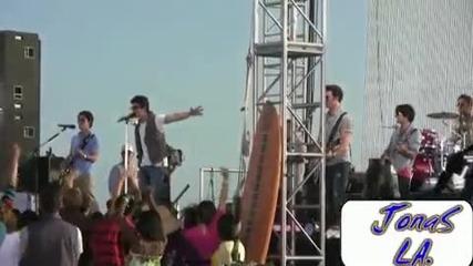 За пръв път - видео Jonas La Baby L.a