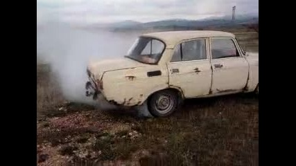 moskvich 412 - pokazva mosht