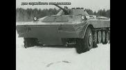 Необичайните танкове на Ссср