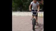 Виктор шампиона bmx