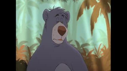 Книга За Джунглата 2 (маугли) , Jungle Book 2 (2003) Бг Аудио Част 3 Уолт Дисни