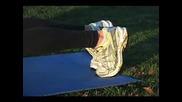 Упражнение за стягане на бедра