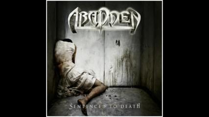 Abadden - Sentenced To Death