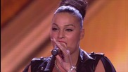 Monica Michael sings Olly Murs' Trouble Maker - Boot Camp - The X Factor Uk 2014-2