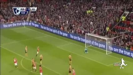 Манчестър Юнайтед 3-0 Хъл Сити 29.11