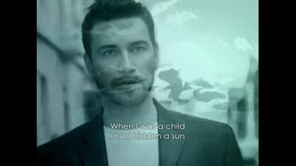 Mario Frangoulis - Himself As A Child (english Subtitles)