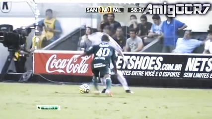 Neymar da Silva Santos Junior - Young Superstar 2010 - 2011-1