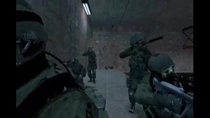 Awoken Eyes - Counter Strike Movie - Assault Mission