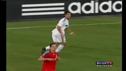 Кристиано Роналдо бележи и на Toрино!